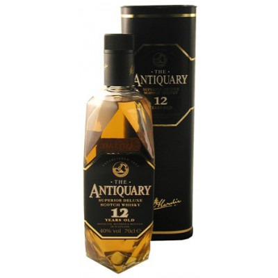 ����������� ��������� (blended) ����� 12 ��� ��������� 12 ��� The Antiquary 12 years