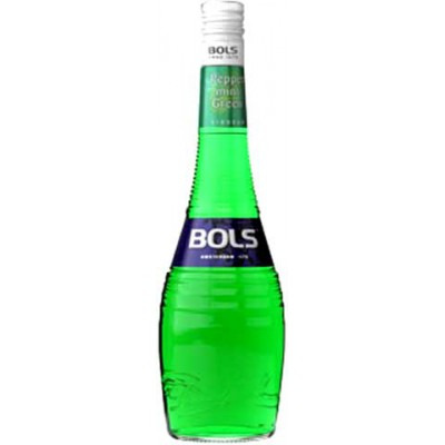 Нидерландский ликер Болс Пепперминт Грин Bols Peppermint Green
