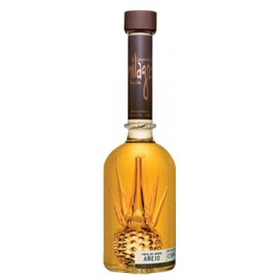 Мексиканская текила Легенда Милагро Селлект Баррел Резерв Аньехо Legenda del Milagro Anejo Select Barrel Reserve