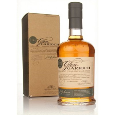 ����������� ������������� (single malt) ����� 12 ��� ���� ������ 12 ��� ���������� �������� Glen Garioch 12 years Gift box