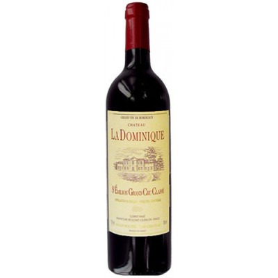 ����������� ������� ����� ���� ���� �� ������� 2004 AOC Grand Cru Chateau la Dominique 2004 ��� ���� ���