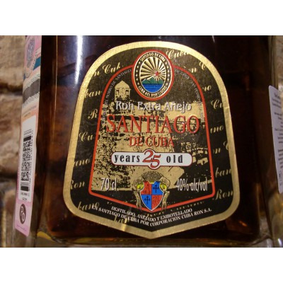 ��������� ��� 25 ��� ������ ������ 25 ��� ���������� �������� Extra Anejo 25 years Gift box