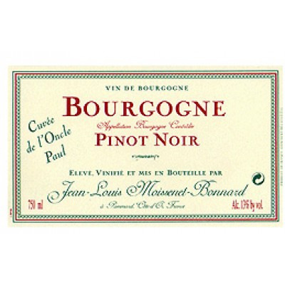 ����������� ������� ����� ���� ������� ���� �� ������ ���� 2009 AOC Bourgogne Cuvee de l�Oncle Paul 2009 ���