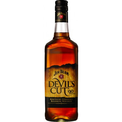 Американский виски бурбон Джим Бим Дэвилс Кат Jim Beam Devils Cut