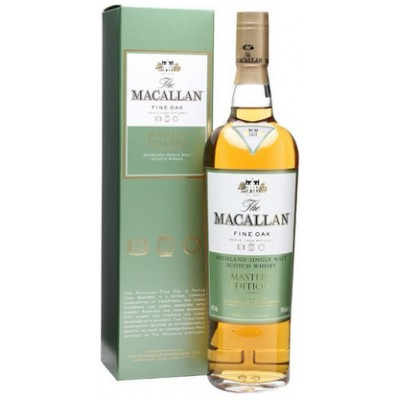 ����������� ������������� (single malt) ����� �������� ������� ����� Macallan Masters Edition