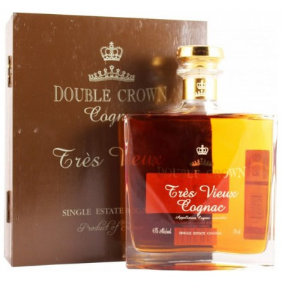 ����������� ������ ���� ����� ��� ��� ���������� �������� Double Crown Tres Vieux Gift box