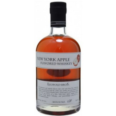 Американский смешанный (blended) виски Нью-Йорк Эппл Флейворид Виски New York Apple Flavoured Whiskey
