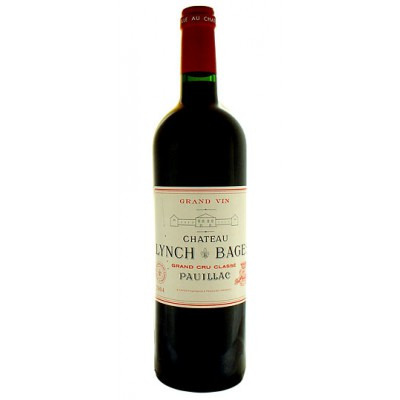 Французское красное сухое вино Шато Линч-Баж 1999 AOC 5-em Grand Cru Classe Chateau Lynch-Bages 1999 АОС 5-е Гран Крю Классе