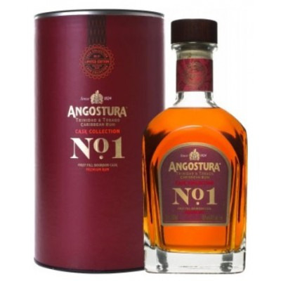 Тринидадский ром Ангостура Каск Коллекшн Angostura Cask Collection