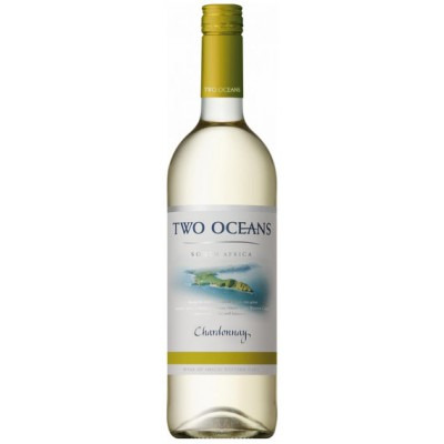 ����-����������� ����� ��������� ���� �� ������ ������� 2014 Two Oceans Chardonnay 2014