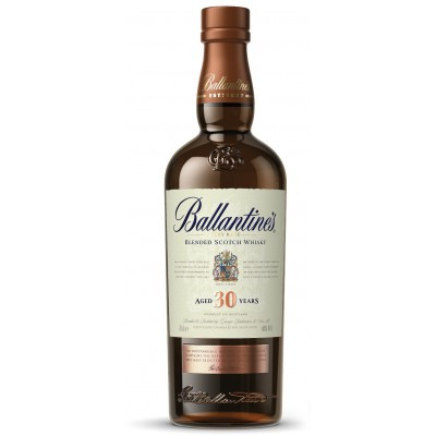 ����������� �������������� (blended) ����� 30 ��� ����������� 30 ��� Ballantines 30 years