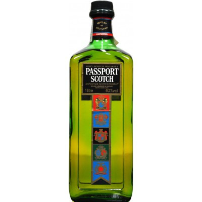 ����������� �������������� (blended) ����� �������� ����� Passport Scotch