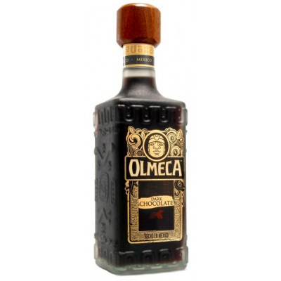 Мексиканская текила Ольмека Темный шоколад Olmeca Dark Chocolate