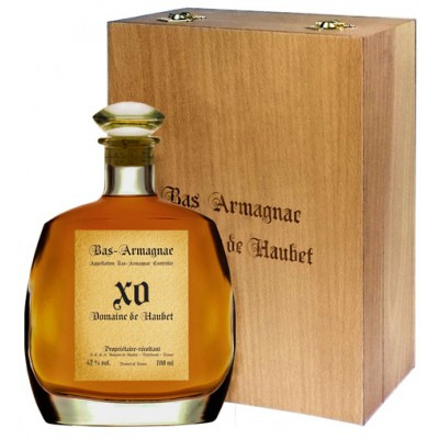 Французский арманьяк xo Ба Арманьяк XO Декантер Bas Armagnac XO Decanter