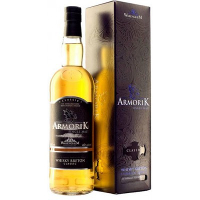 ����������� ������������� (single malt) ����� ������� ������� ���������� �������� Armorik Classic Gift box