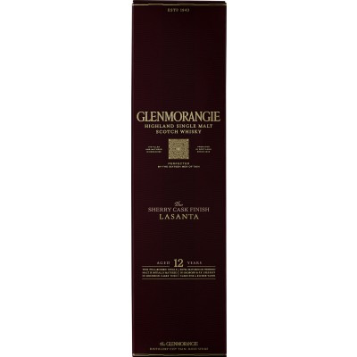 ����������� ������������� (single malt) ����� ����������� ������� ���������� �������� Glenmorangie the Lasanta Gift box