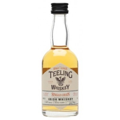Ирландский Однозерновой Виски Тилинг Айриш Виски Сингл Грейн Teeling Irish Whiskey Single Grain
