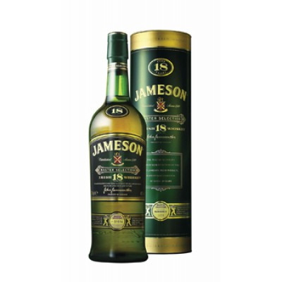 ���������� �������������� (blended) ����� 18 ��� �������� 18 ��� ���������� �������� Jameson 18 years Gift box